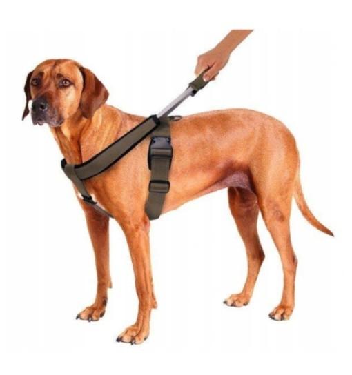 Szelki Patento Pet Sport Oliwkowe