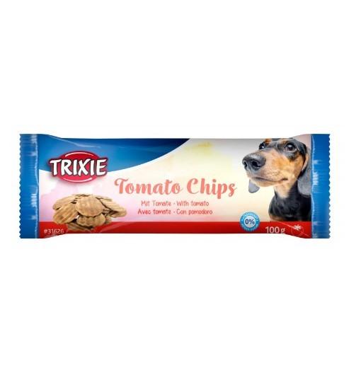 Trixie Tomato Chips - chipsy pomidorowe dla psa 100g