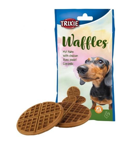 Trixie Waffles - wafle z kurczakiem dla psów 100g