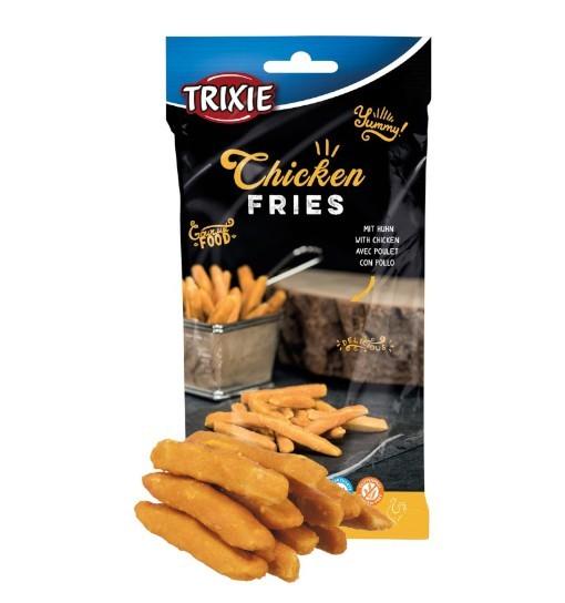 Trixie Chicken Fries 100g - frytki z kurczaka dla psów