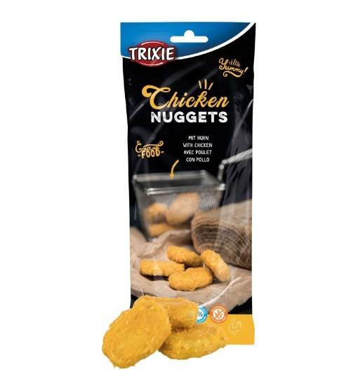 Trixie Chicken Nuggets 100g - nuggetsy z kurczaka