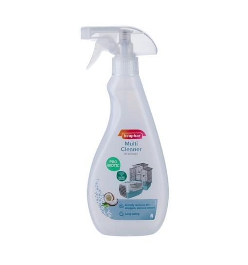 Beaphar Multi-Cleaner 500ml - uniwersalny środek czyszczący o zapachu kokosowym