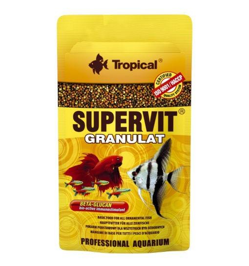 Tropical Supervit granulat - pokarm dla ryb