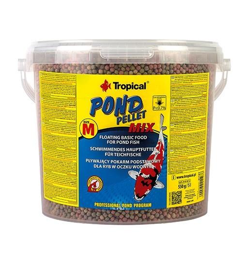 Pond Pellet Mix size M wiaderko 5l/550g