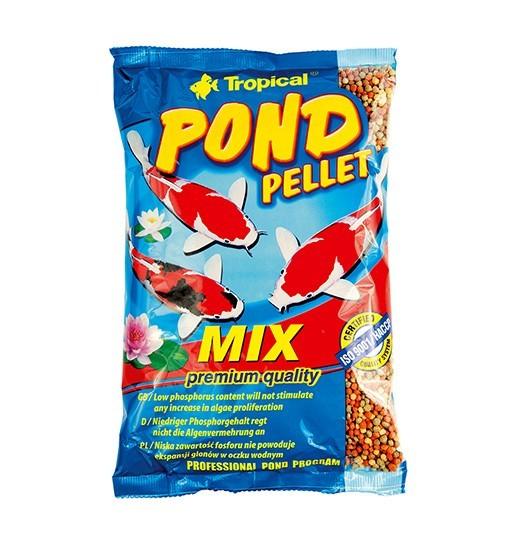 Pond Pellet Mix worek 1000ml/130g