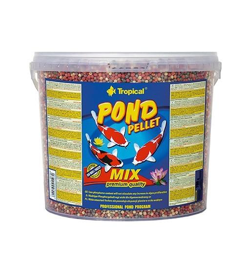 Pond Pellet Mix wiaderko 5l/700g