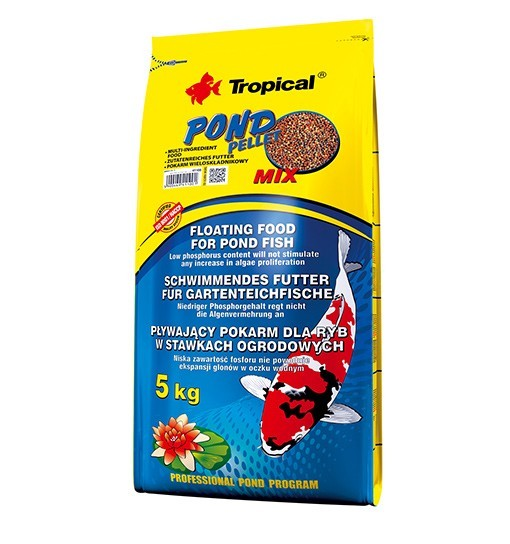 Pond Pellet Mix worek 5kg