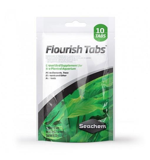 Seachem Flourish Tabs 10 tabletek