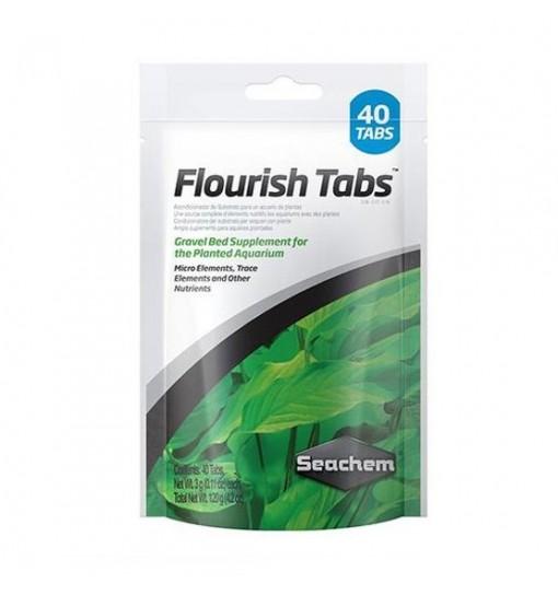 Seachem Flourish Tabs 40 tabletek