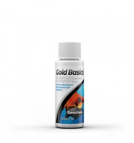 Seachem Gold Basics 50ml