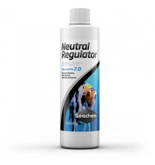 Seachem Liquid Neutral Regulator 250 ml