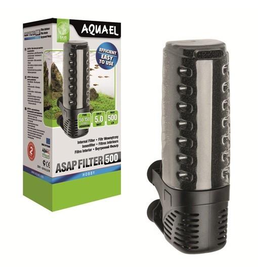 Aquael  ASAP 500 - filtr wewnętrzny