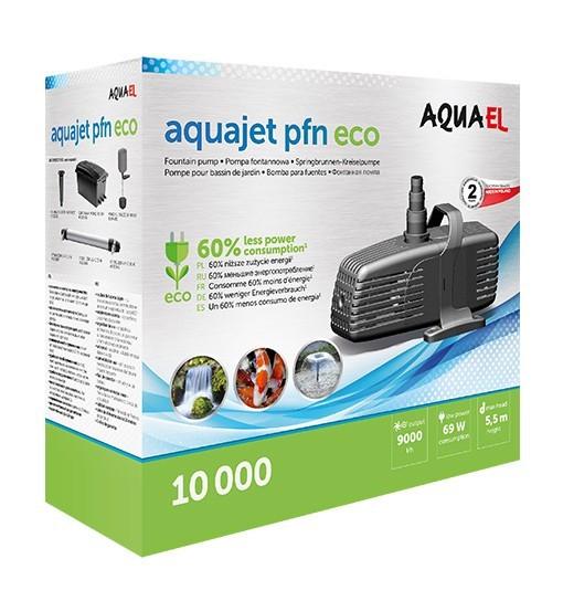 AquaJet PFN ECO 10000 - pompa fontannowa