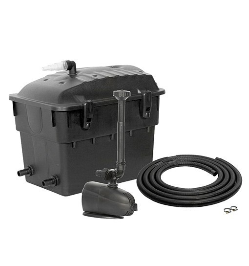 Aquael KLARJET 10000 - zestaw filtracyjno-fontannowy