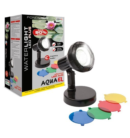 Aquael Lampka podwodna WATERLIGHT LED PLUS