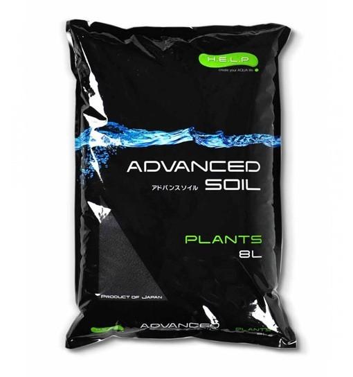 H.E.L.P. Advanced Soil Plants 8L - podłoże do akwarium