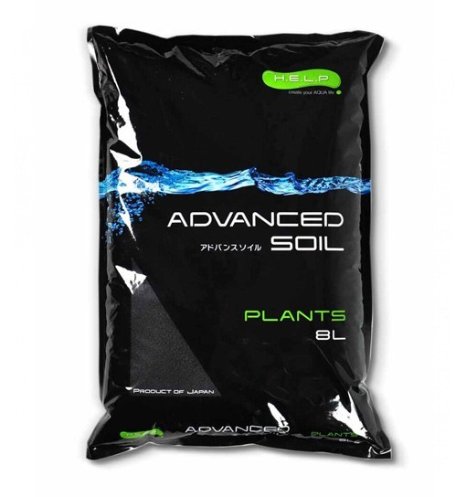H.E.L.P. Advanced Soil Plants 8L - podłoże do akwarium