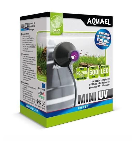 Sterylizator AQUAEL MINI UV LED