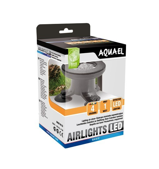 Airlights Led - napowietrzacz