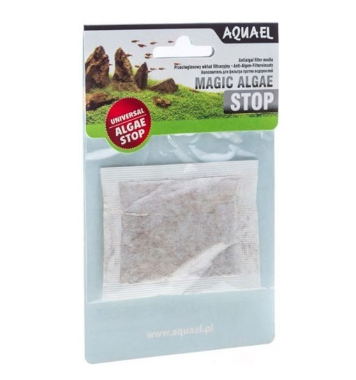 Saszetka Magic Algae Stop - wkład przeciwglonowy