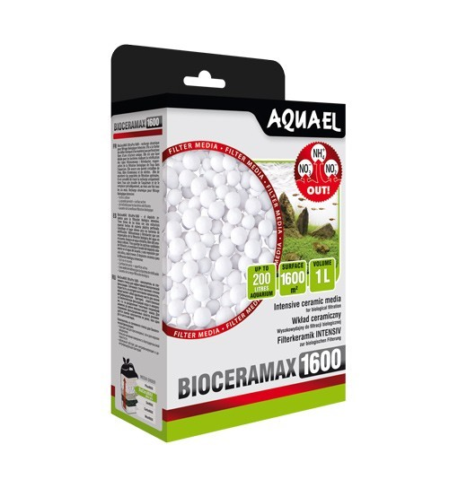 Aquael Bioceramax 1600 - wkład biologiczny