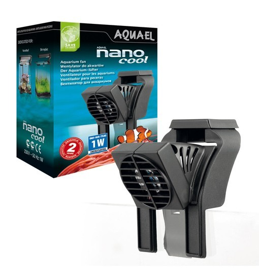 Aquael Nanocool - cooler, chłodzenie wody
