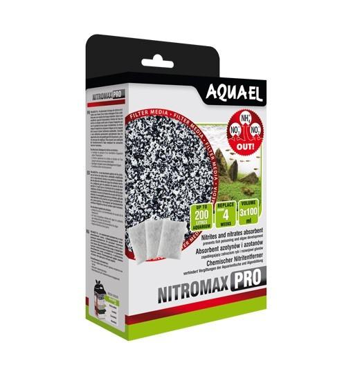 Aquael NitroMAX Pro - wkład chemiczny