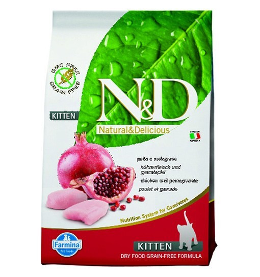N&D Cat Chicken&Pomegranate Kitten