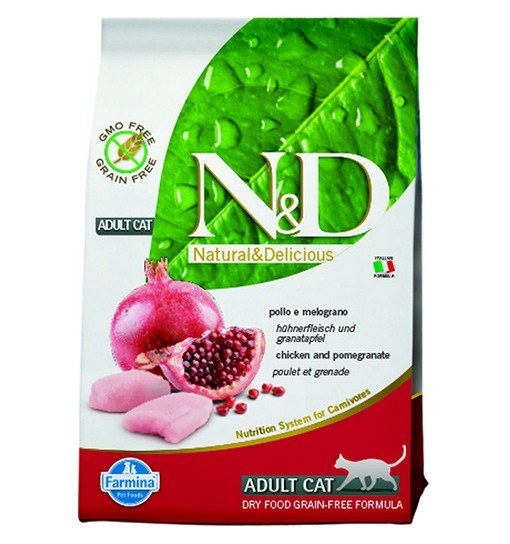 N&D Chicken&Pomegranate Adult Cat
