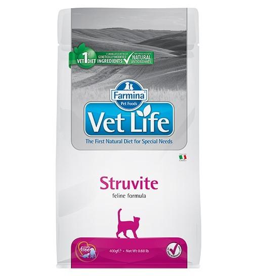 Vet Life Struvite Cat