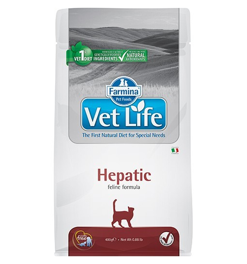 Vet Life Hepatic Cat