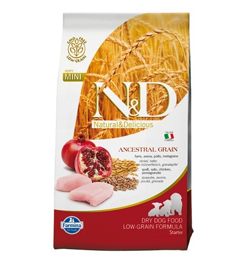 N&D Low Grain Puppy Starter 800g