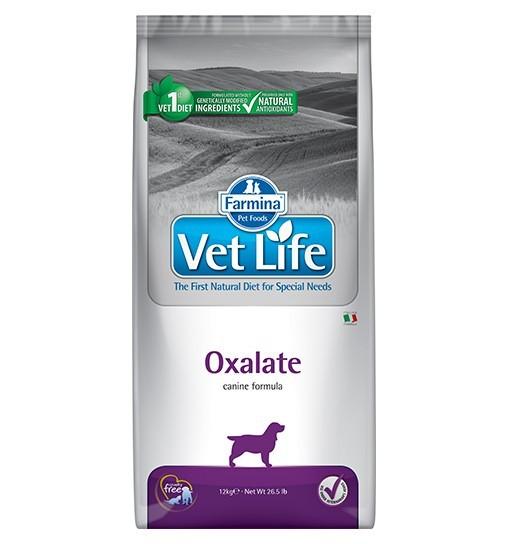 Vet Life Oxalate Dog