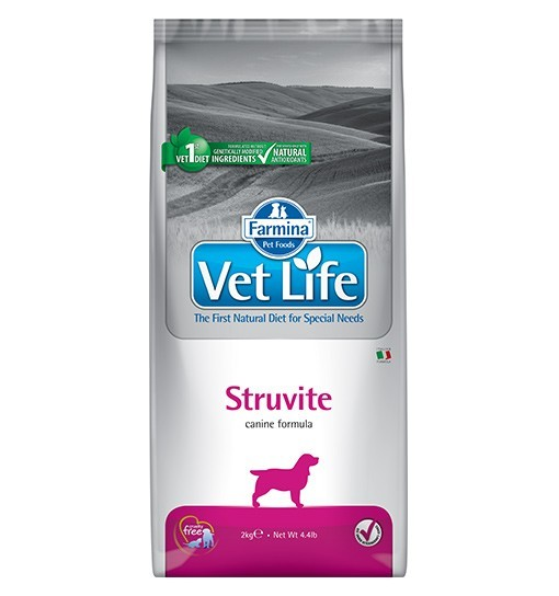 Vet Life Struvite Dog