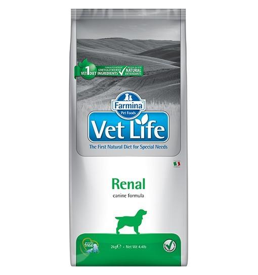 Vet Life Renal Dog