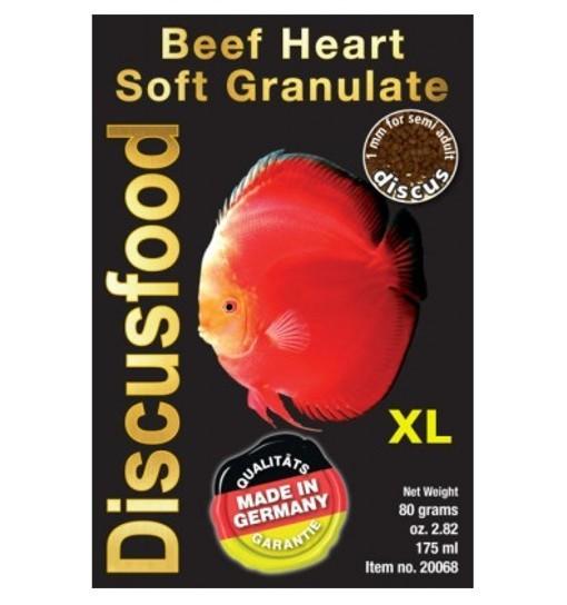 Beef Heart Soft XL - pokarm dla dyskowców