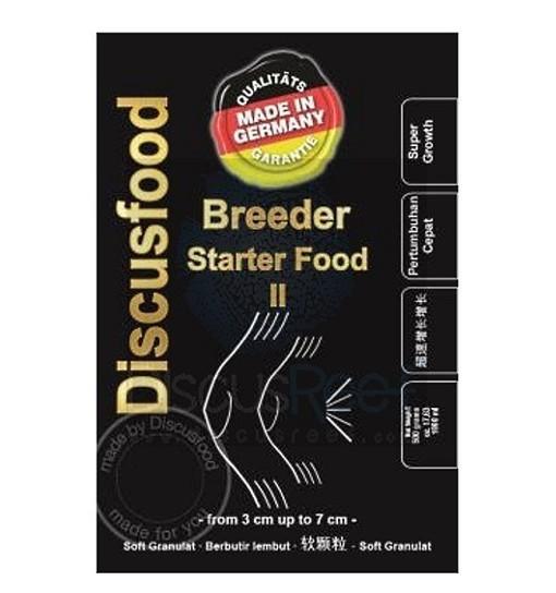 Breeder Starter Food II 500g - pokarm dla młodych dyskowców