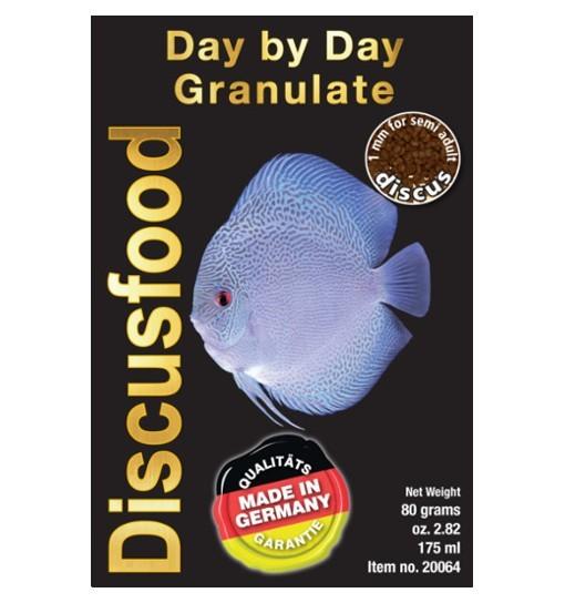 Day by Day - pokarm dla dorosłych dyskowców