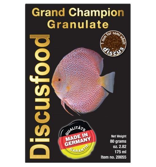 Grand Champion - pokarm dla dyskowców