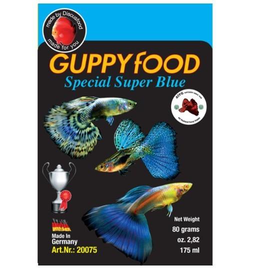 Guppy super special Blue - pokarm dla gupików