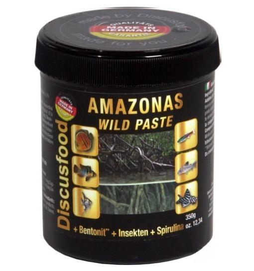 Amazonas Paste 350g - pokarm dla rybek ozdobnych