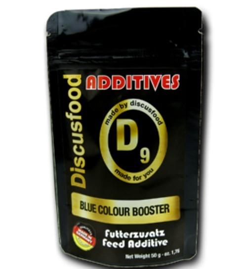 Discusfood Dodatek D9 Blue Color Booster - wybarwiający 50g