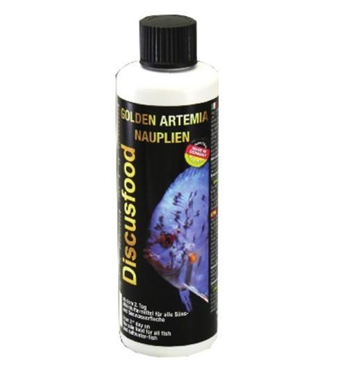 Discusfood Golden Artemia Nauplien - larwy artemii w płynie 250ml