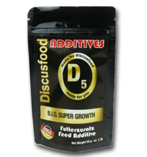 Disusfood Dodatek D5 Super Growth - wspomaga wzrost 50g
