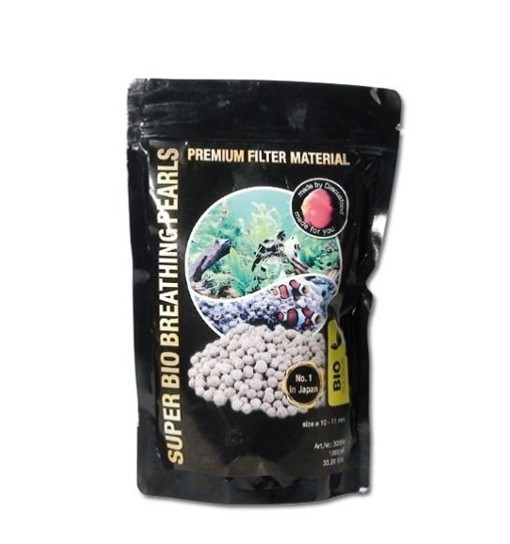 DiscusFood Super Bio Breathing Pearls 1L - wkład filtrowy