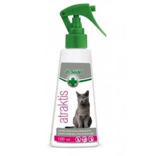 ATRAKTIS - preparat z kocimiętką dla kotów 100 ml