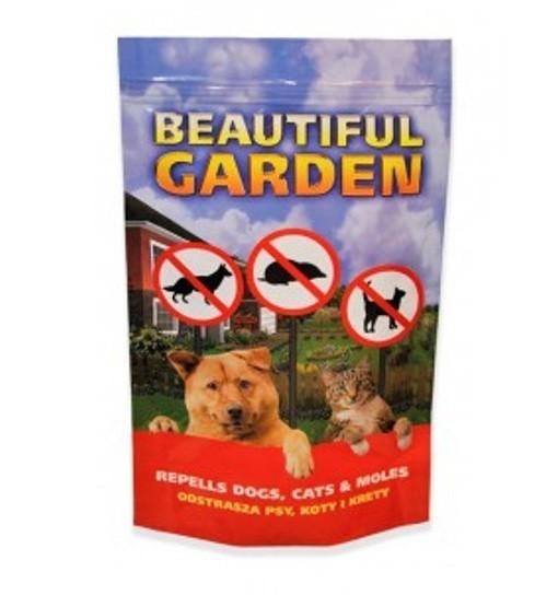 BEAUTIFUL GARDEN - odstrasza psy, koty i krety 700 ml