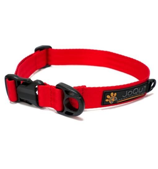 JoQu Extante collar - obroża czerwona
