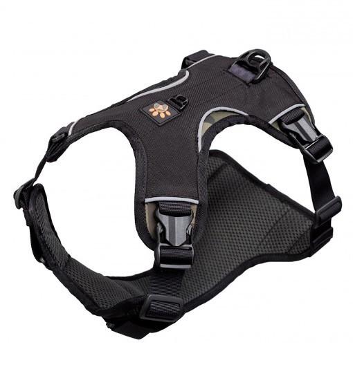 JoQu Warrior Harness Black - czarna uprząż dla psa