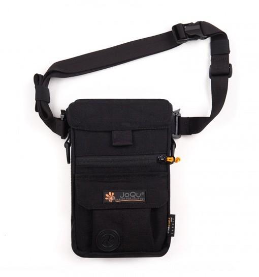 JoQu Dog Snack Bag - czarna torebka na przysmaki